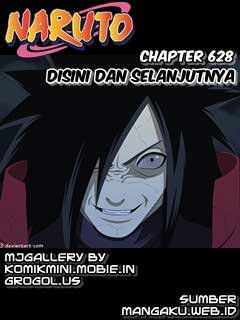 depan komik mini naruto chapter 628 bahasa indonesia by komikmini